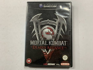 Mortal Kombat Deadly Alliance Complete In Original Case