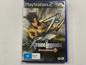 Dynasty Warriors 5 Xtreme Legends Complete In Original Case