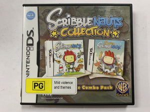 Scribblenauts Collection Complete In Original Case