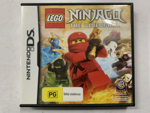 Lego Ninjago The Video Game Complete In Original Case