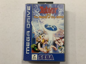 Asterix & The Power Of The Gods Complete In Original Case