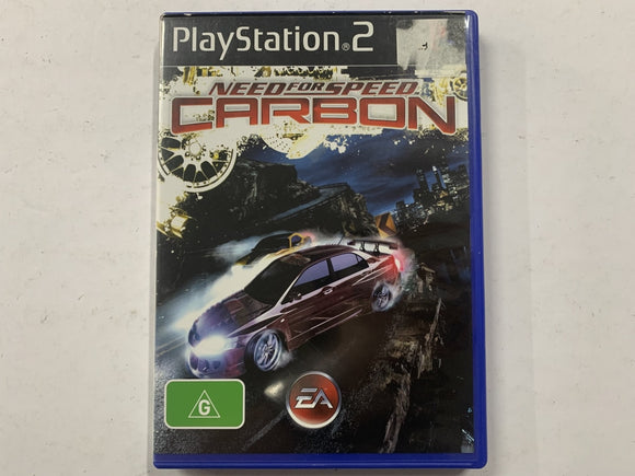 Need For Speed Carbon Complete In Original Case