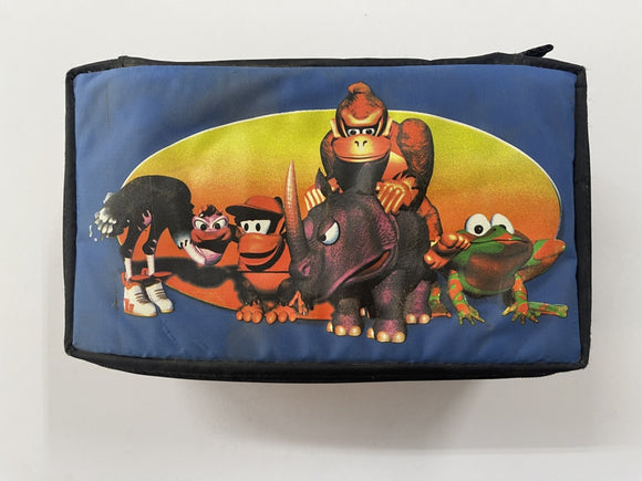 Genuine Nintendo Official Donkey Kong DK Carry Bag