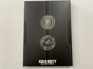 Call Of Duty Black Ops 2 Medals Brand New & Sealed