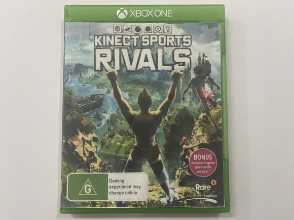 Kinect Sports Rivals Complete In Original Case