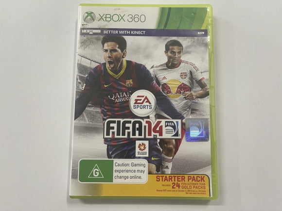 FIFA 14 Complete In Original Case