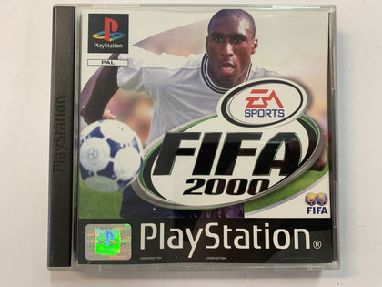 FIFA 2000 Complete In Original Case