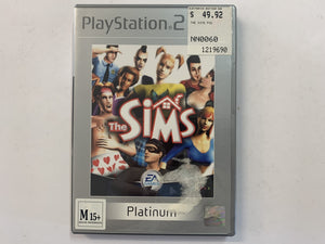 The Sims Complete In Original Case