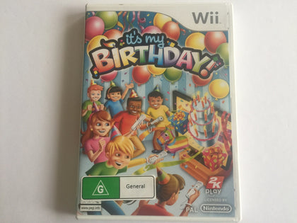 It's my Birthday! Complete In Original Case