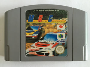 Multi Racing Championship MRC Cartridge