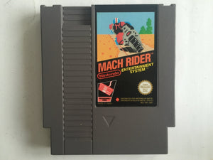 Mach Rider Cartridge