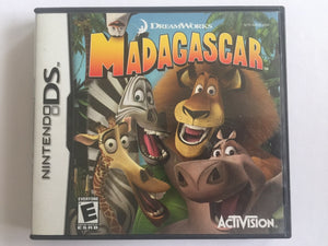 Madagascar Complete In Original Case