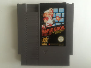 Super Mario Bros Cartridge