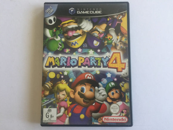 Mario Party 4 Complete In Original Case