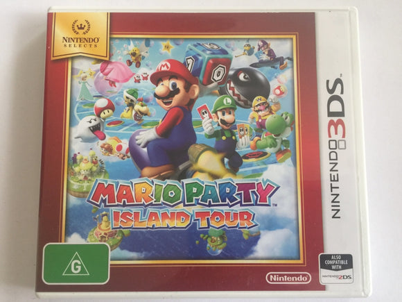 Mario Party Island Tour Complete In Original Case