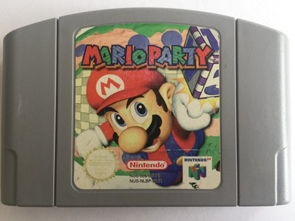 Mario Party Cartridge