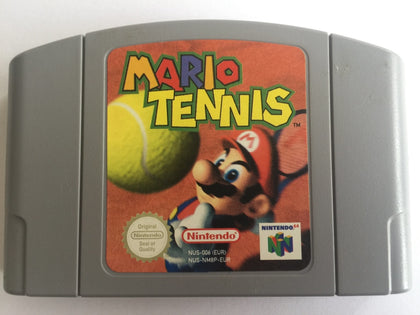 Mario Tennis Cartridge