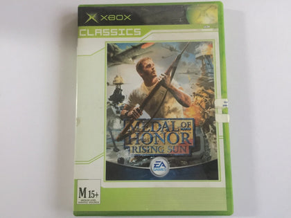 Medal Of Honor Rising Sun Complete In Original Case