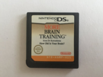 More Brain Training Cartridge