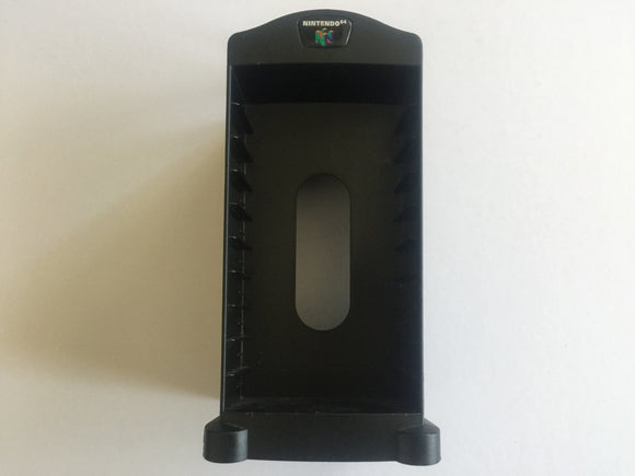 Genuine Nintendo 64 N64 Cartridge Storage Tower