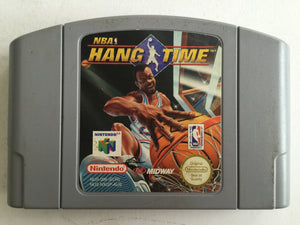 NBA Hang Time Cartridge