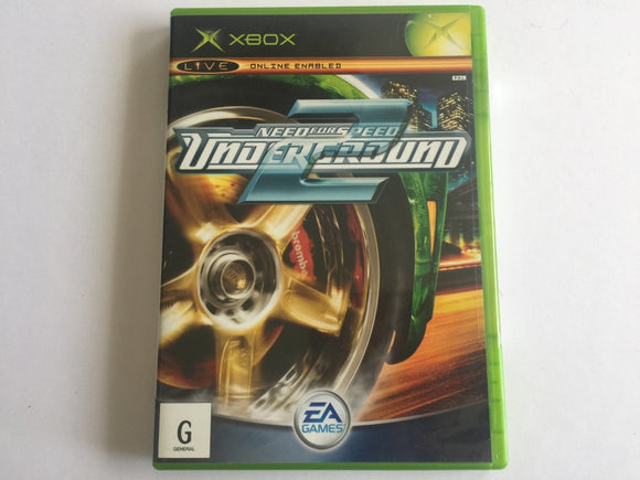Need for Speed Underground 2 Complete In Original Case