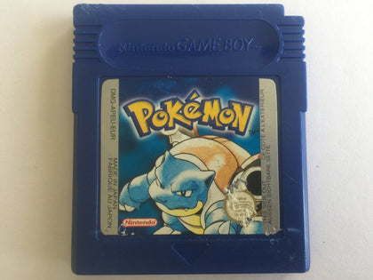 Pokemon Blue Cartridge