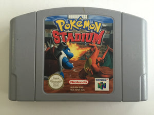 Pokemon Stadium Cartridge
