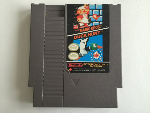 Super Mario Bros/Duck Hunt Cartridge