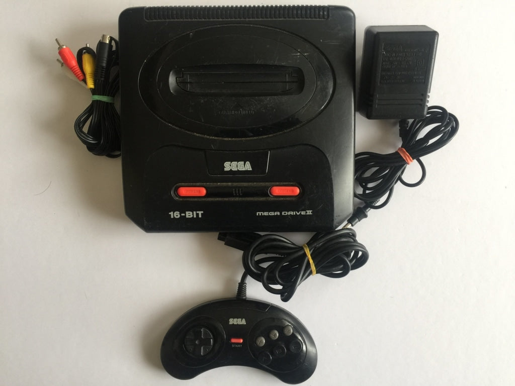 Sega Mega Drive 2 Console Bundle with 1 Controller