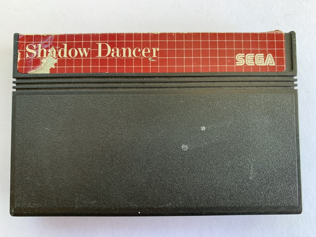 Shadow Dancer The Secret Of Shinobi Cartridge