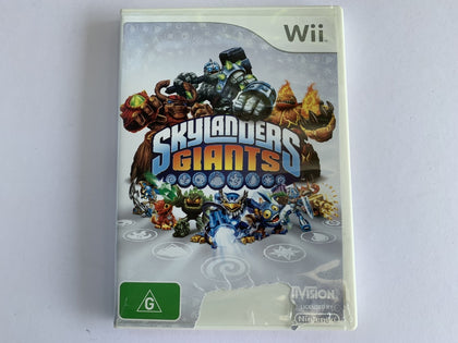 Skylanders Giants Complete In Original Case