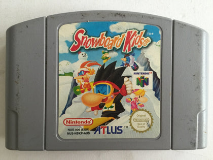 Snowboard Kids Cartridge