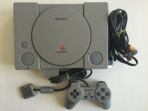 Sony Playstation 1 Console with 1 Controller