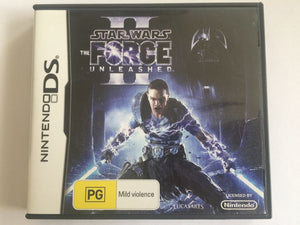 Star Wars The Force Unleashed 2 Complete In Original Case