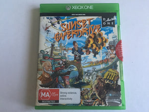 Sunset Overdrive Day One Edition Pre Owned