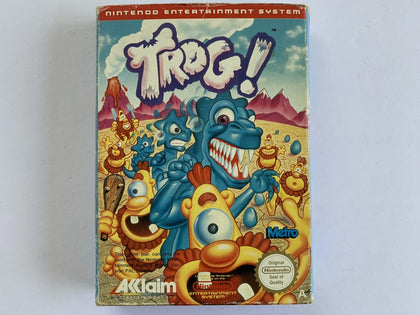 Trog Complete In Box