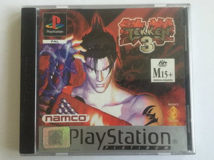 Tekken 3 Complete In Original Case