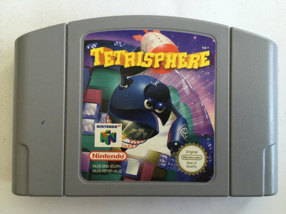Tetrisphere Cartridge