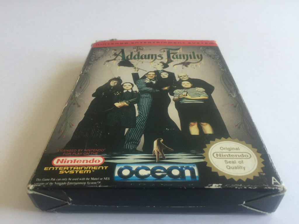 Addams Family Complete In Original Box