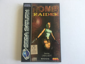 Tomb Raider for Sega Saturn