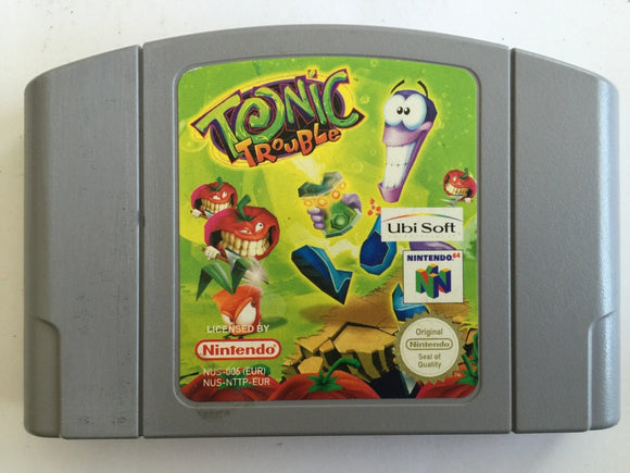 Tonic Trouble Cartridge