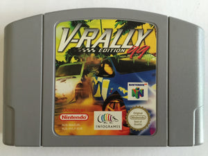V Rally Edition 99 Cartridge