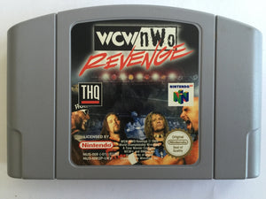 WCW VS NWO Revenge Cartridge