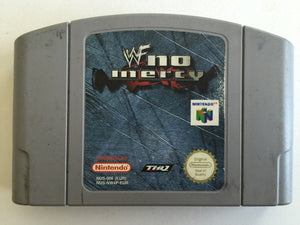 WWF No Mercy Cartridge