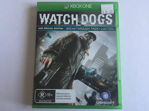 Watch Dogs Pre Owned