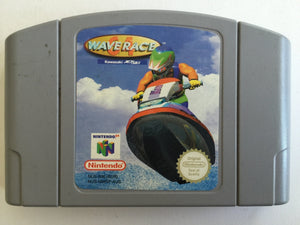 Wave Race 64 Cartridge