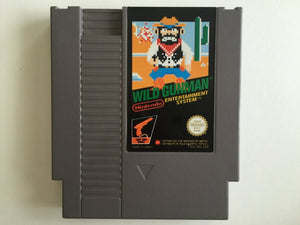 Wild Gunman Cartridge