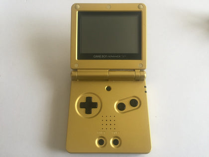 Special Edition The Legend Of Zelda Gold Gameboy Advance SP Console with USB Charger
