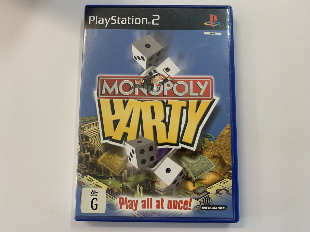 Monopoly Party In Original Case